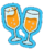 Icon-drop-champagne-glasses