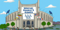 Special People's Games