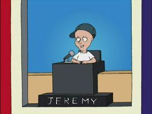 Jeremy Terminally Ill boy