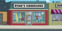 Ryan's Hawaiians