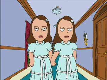 The Shining | Family Guy Wiki | Fandom powered by Wikia