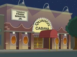 Quahog Cabana