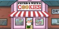 Peter's Wife's Cookies