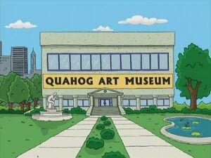 Quahog Art Museum