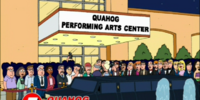 Quahog Performing Arts Center
