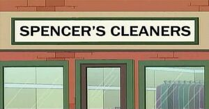 Spencers cleaners