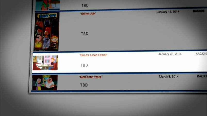 Family Guy Mcstroke Quotes: Brian's A Bad Father/Notes/Trivia