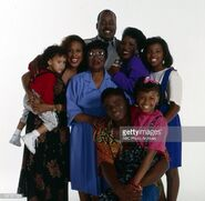 Family Matters Cast 1990