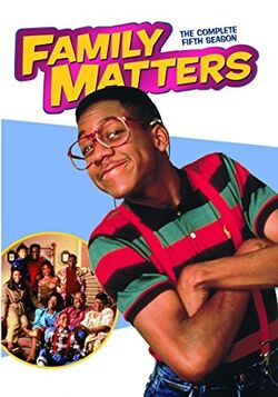 Family Matters Season 5