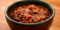 Papa Joe's Spicy Vegan Chili