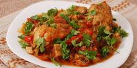 Easy Tomato Chicken