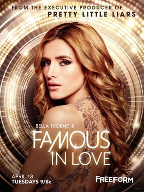 Famous In Love Poster