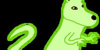 Lizard Kangaroo