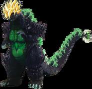 Super Super Godzilla Suit