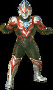 Ultraman Orb Thunder Breastar render 1