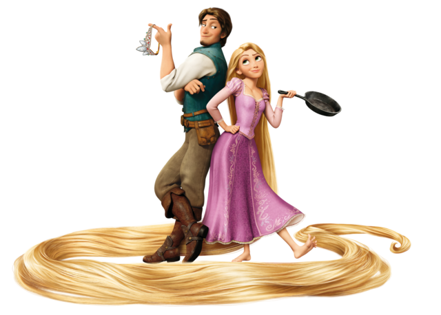 File:Flynn and Rapunzel.png