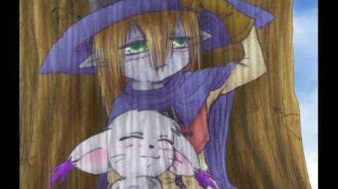Gatomon Wizardmon Never had a Dream come true