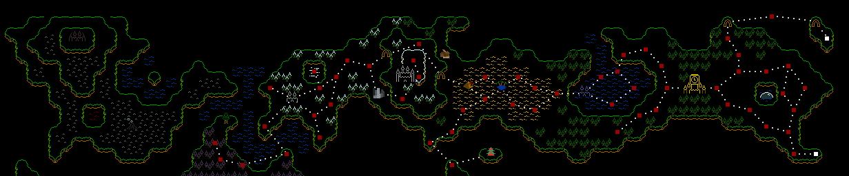 Bizarro World Map 4