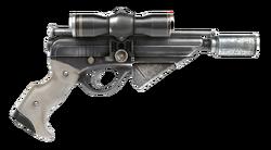 X-8 Night Sniper blaster