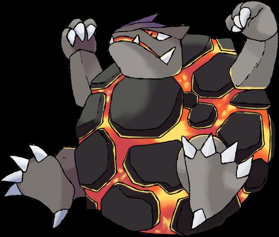 File:Mega Golem by Dragonith.png