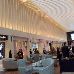 The top-floor Harvey Nichols rafters