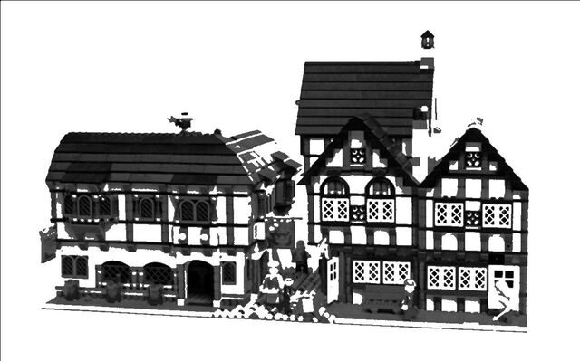 File:Tudor buildings, Ambrose Hill.jpg