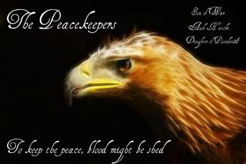 The Peacekeepers demo cover 2