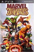 Marvel Zombies- The Video Game