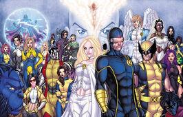 Gigantic X-Men