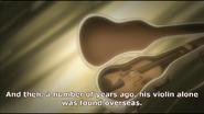 Aruto's Violin