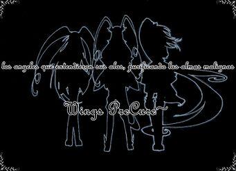 Wings PreCure..