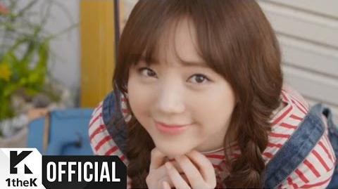 MV 러블리즈(Lovelyz) 그대에게(For you)