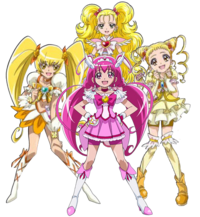 Holy Light Pretty Cure Power
