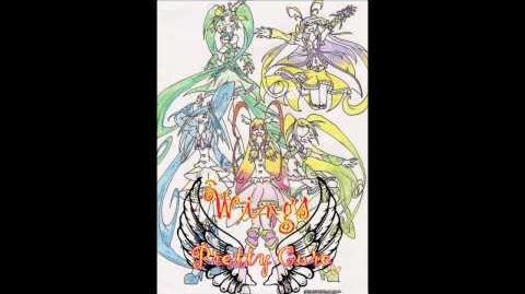 Wings Pretty Cure
