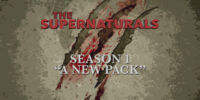 A New Pack (The Supernaturals)