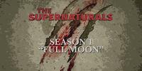 Full Moon (The Supernaturals)