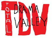 Total Drama Valley Logo