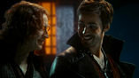 640px-Robert Carlyle and Colin O'Donoghue as Ruplestiltskin and Captain Hook on Once Upon A Time S02E04 Crocodile