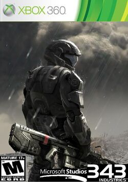 Awesome Xbox Halo Cover
