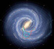 Milky Way Alliance Territory