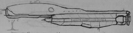 CoH Obelus-Class Assault Carrier