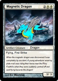 DVMTG-MagneticCard