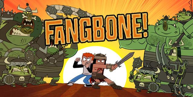 File:Fangbone! production art.jpg