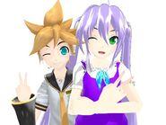 Evillious Luna e Len