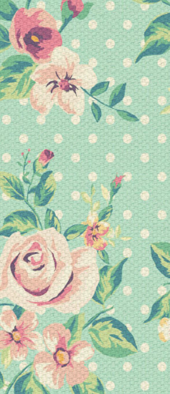 Vintage rose custom box background by claerity-d7x93og