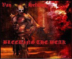 Van Helsing-Bleeding the Weak