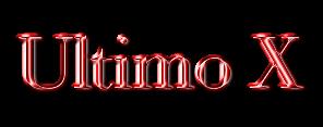 Ultimo X Series Logo