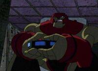 Atlas Teen Titans