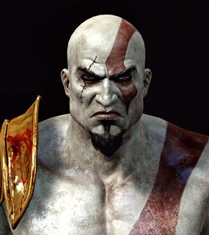 Kratos Headshot