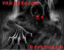 Van Helsing-It Eats Your Face